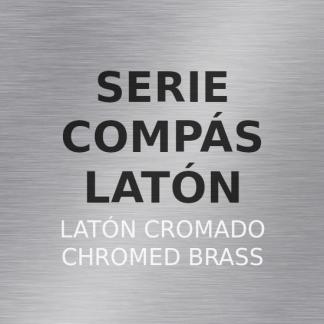 SERIE COMPÁS LATÓN